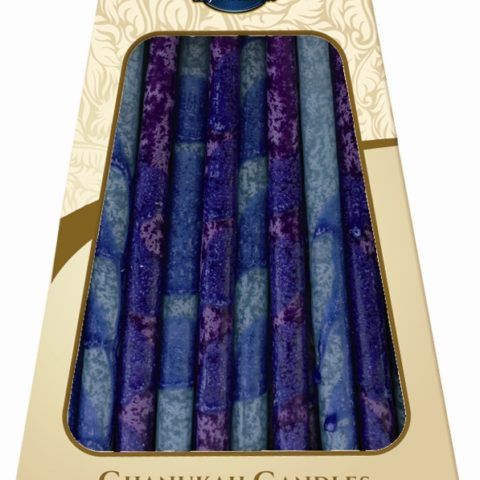 Chanukah Candle #SC-CP37 (Arriving Mid November)