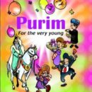 Purim For The Very Young – Laminated [Hardcover]